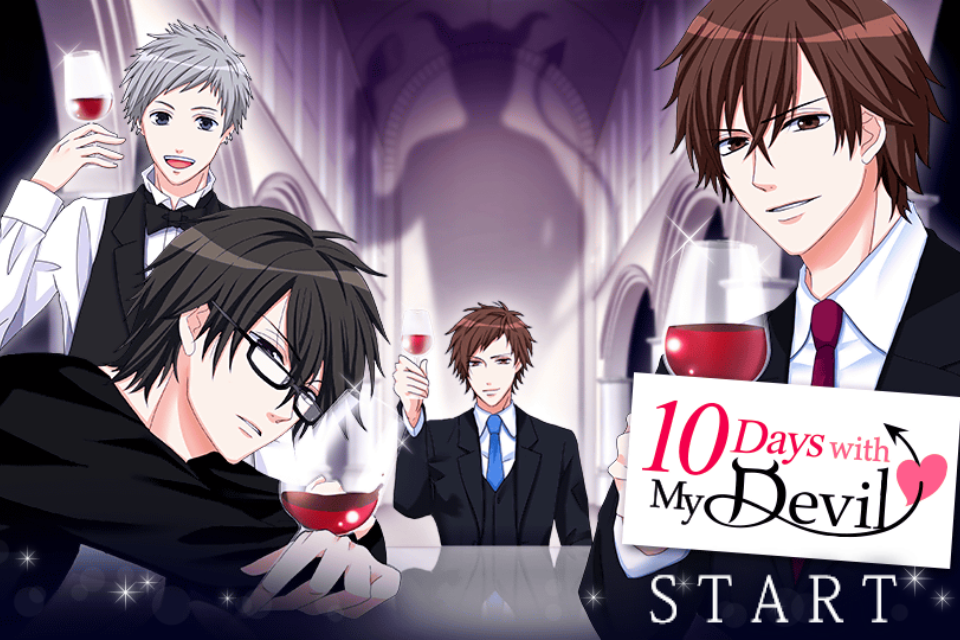 10 days with my devil kakeru dating a demon 10 days with my devil – kakeru sequel → 10 days with my devil – meguru dating a demon posted on august 20, 2013 by welcometowonderland meguru's dating a.
